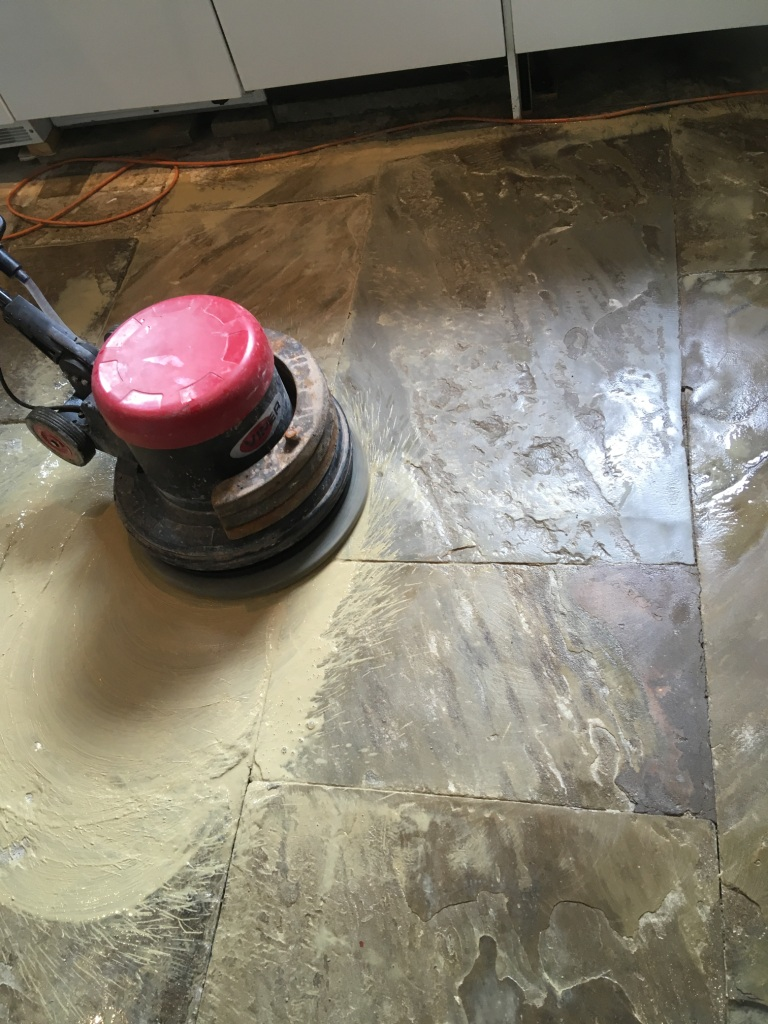Resurfacing Stone Flooring