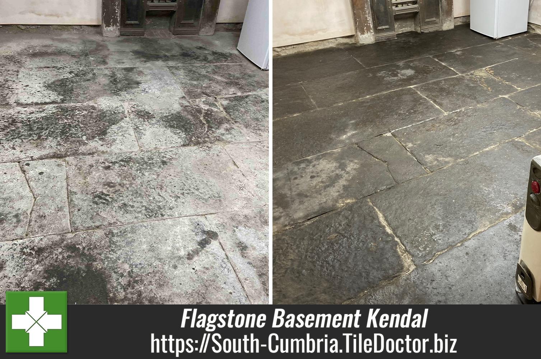 Flagstone-Basement-Floor-Renovated-Kendal-Cumbria